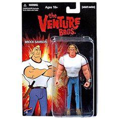 Venture Bros. Brock Samson Action Figure
