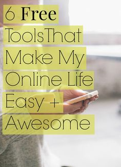 90% of the tools I use to manage my two blogs + four social media accounts are free! Stop paying for this stuff! // yesandyes.org