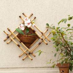 Como fazer artesanato com bambu - 7 passos (com imagens)