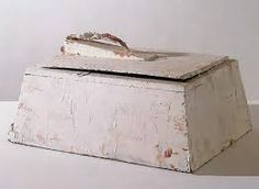 cy twombly sculpture -
