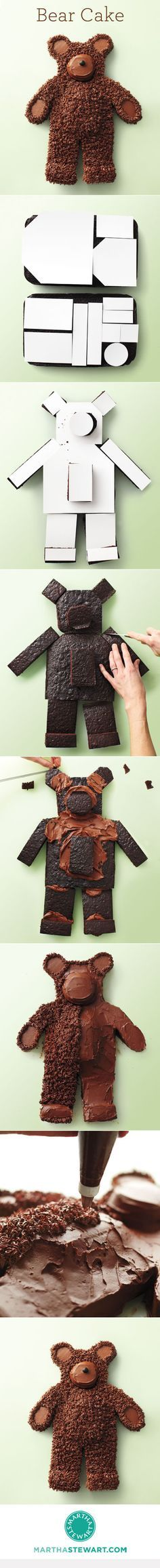 Beary cute cake #firstbirthday #bearcake #teddybear
