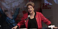 Brazilian President Dilma Rousseff in Sao Paulo, Brazil.
