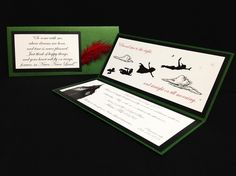 Custom Modern Peter Pan, Never Land Birthday Invitations by Custom Concepts Miami By Yanet