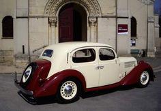 1945 Delahaye 134 N Berline Autobineau
