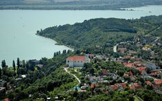 The romantic town of Tihany on Lake Balaton, Hungary. Click on the photo for our article with more info!