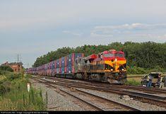 kansas city southern railroad | RailPictures.Net Photo: KCS 4770 Kansas City Southern Railway GE ...