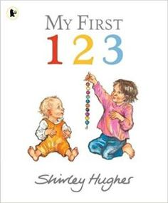 My First 123 book cover