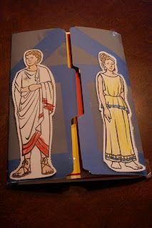 Ancient Greece Lapbook Ideas  http://wisdoms-way.blogspot.com/search/label/ancient%20greece