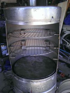 convert an old keg into a meat smoker tail gating pinterest. Black Bedroom Furniture Sets. Home Design Ideas