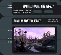 """Base Estelar Nexus: STO: Actualización de las misiones del """"Misterio R..."""