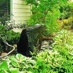 32 inspiring garden fountains | Boulder fountain | Sunset.com