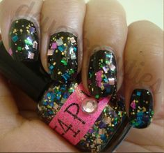 Deuce Beauties: F4 Nail Polishes Review & Swatches