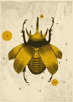 La ilustración vectorial de Kaan Bagci « Cultura Colectiva