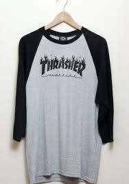 Thrasher Tie Dye Hoody And Tee Cool Clothes D