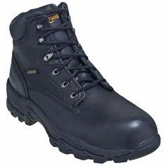 Chippewa Boots Men's Composite Toe EH Waterproof Black Boots 55176,    #ChippewaBoots,    #55176,    #Men'sBoots