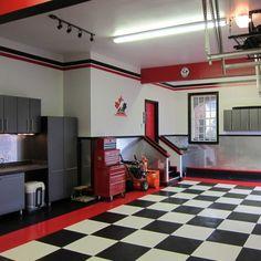 25 Garage Design Ideas For Your Home | Pinterest | Garage design ...