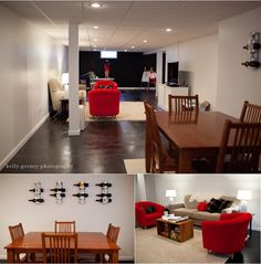 Our Finished Basement