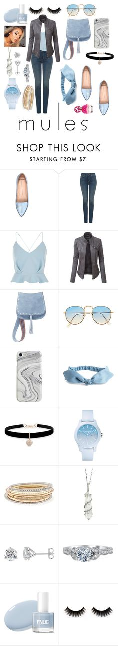 """""""Untitled #45"""" by gabie-nicole17 ❤ liked on Polyvore featuring Mollini, NYDJ, River Island, LE3NO, Steve Madden, Recover, Betsey Johnson, Lacoste, Kendra Scott and Sharon Khazzam"""