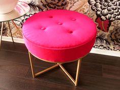 DIY : « Kate Spade stool