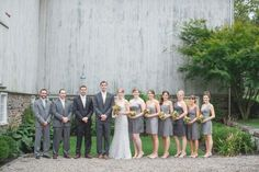 black white silver wedding - Google Search