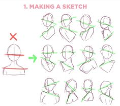 Drawing Body Poses, Human Drawing, Drawing Reference Poses, Guy Drawing, Anatomy Reference, Drawing Tips, Drawing Techniques, Drawing People, Body Tutorial