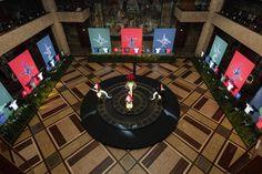 http://blog.bureaubetak.com/post/151289169854/lacoste-x-jean-paul-goude-launch-event-palais-de