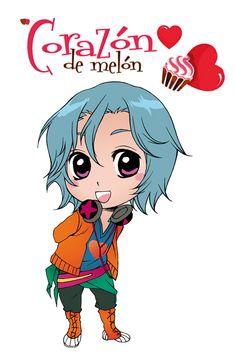 Chibi Kentin. Chibis que aparecen en el cuarto tomo del manga. Más detalles en la entrada de nuestro blog en xiannustudio.blogspot.com.es/2… Podeis comprarlo en francés a trav&#233...