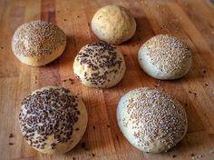Buns vegan - DIY - Faire son pain à burger maison