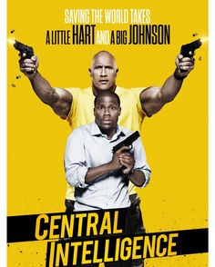 We all know #KevinHart is Funny and #DwayneJohnson can be also on a good day. But these two men together make #CentralIntelligence a hilarious movie. Now showing @genesiscinemas Lagos Abuja Portharourt and Warri. Please visit http://ift.tt/1LHnTEM for movie times. #Movie #Fun #Family #Comedy #CIA #Hart #TheRock #Cinemas #Laugh