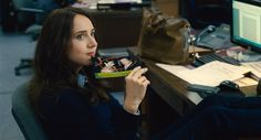 Zoe Kazan in Our Brand is Crisis