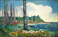 Emily Carr no surprise to Canadians, but work still resonates - The Globe and Mail