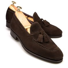 Suede Leather Shoes, Suede Loafers, Loafer Shoes, Loafers Men, Men's Shoes, Dress Shoes, Shoes Men, Cow Leather, Mocassin Shoes