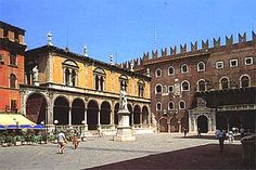 Place in Verona. This could be where Tybalt and Romeo had their duel (Romeo kills Tybalt)