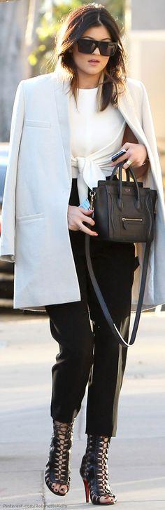 Kylie Jenner | Street Style