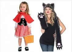 Mothering Times: Matching Mother and Daughter Halloween Costume Ideas