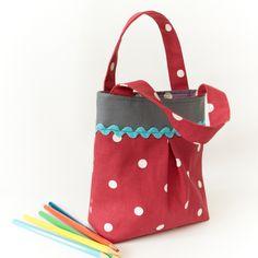 Red Polka Dot Children's Bag £18.50