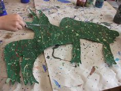 animale composito - laboratorio arte irregolare