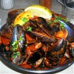 I love chilli mussels. One of my weaknesses. Benny's in Freo make the best.