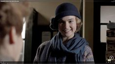 Downton Abbey Season 4: Lily James (Lady Rose) Interview Featuring Downton Abbey Season 4 Clips with Crawley Family and Rose in the Village