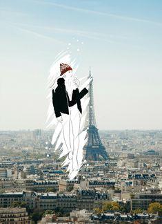 Artworks, Illustration Art, Louvre, Building, Travel, Design, Kunst, Viajes, Buildings