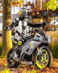 jpn_leather edit up Bike Bmw, Yamaha Bikes, Yamaha Motor, Motorcross Bike, Cafe Racer Motorcycle, Motocross, Yamaha R6 Black, Bike India, Gp Moto