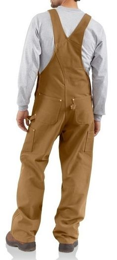 Pants Protective Suits & Coveralls Humor Mens Work Dungarees Working Trousers Bib And Brace Overall Multi Pockets Pants