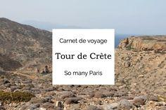 Kalimera ! En septembre dernier, j'ai fait le tour de Crète en voiture en une semaine. Un voyage magique, qui m'a fait découvrir des paysages saisissants, des sites minoens pleins de po…
