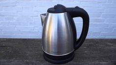 Wasserkocher Edelstahl 1,8 Liter