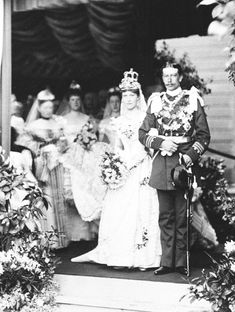 Princess Irene (Princess Henry of Prussia) wearing the Prussian nuptial crown in 1888