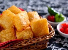 Mandioca Cremosa (vegana)