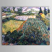 Famous Oil Painting A-field-with-poppies by V... – EUR € 65.99