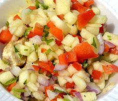 Delicious Apple Salsa Recipe