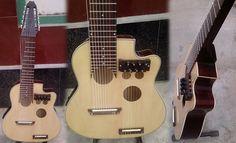 17 string Grand Concert Harp Guitar - Recherche Google