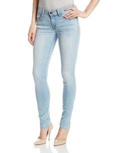 27004e0a0 Amazon.com  True Religion Women s Blue Halle High Rise Skinny Jean